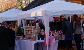 Swanley Square market every Wednesday